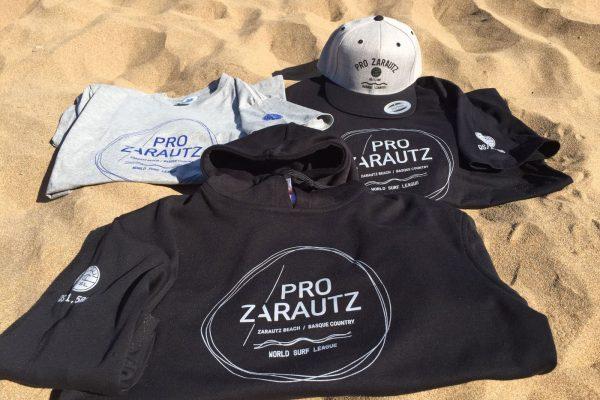 MERCHANDISING OFICIAL DEL PRO ZARAUTZ